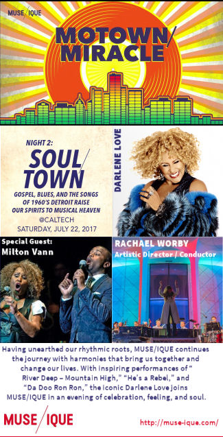 Muse/ique Soul/Town Motown/Miracle