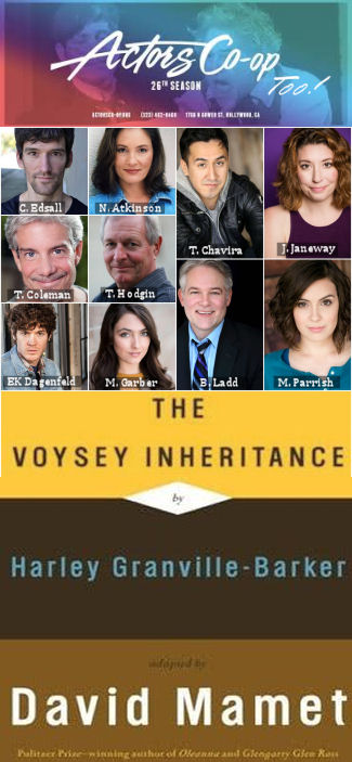 Th Voysey Inheritance (Actors Co-Op)
