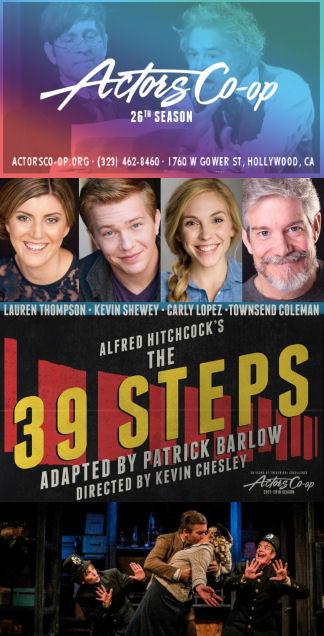 The 39 Steps (Actors Co-Op)