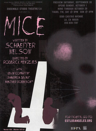 Mice (Ensemble Studio Theatre - LA)