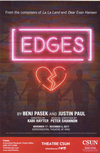 Edges (Theatre CSUN)
