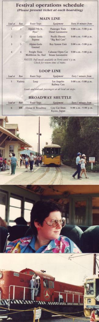 OERM 1987 Railfest