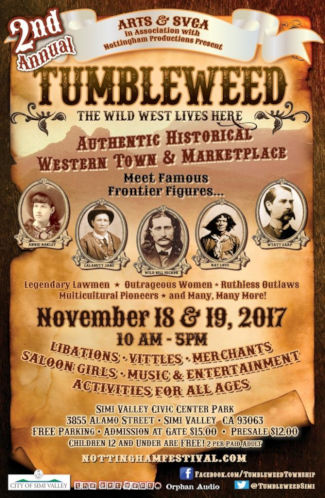 2nd Annual Tumbleweed Township