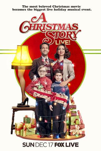 A Christmas Story Live! (Fox)