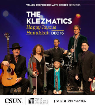 The Klezmatics (VPAC/Saroya)