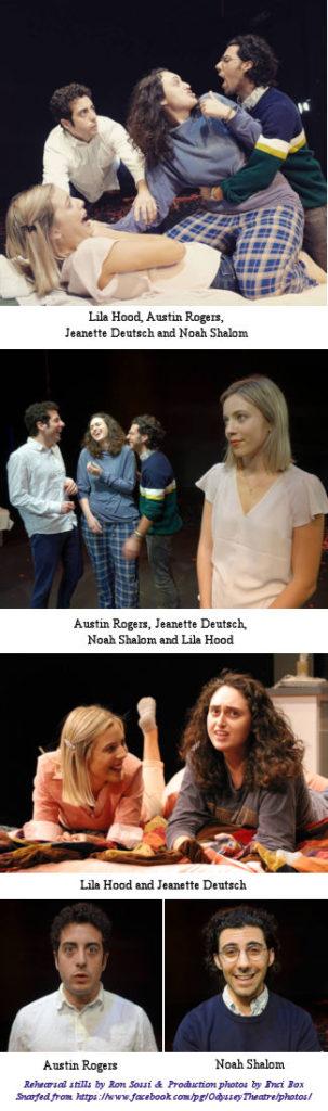 Bad Jews (Cast Photos)