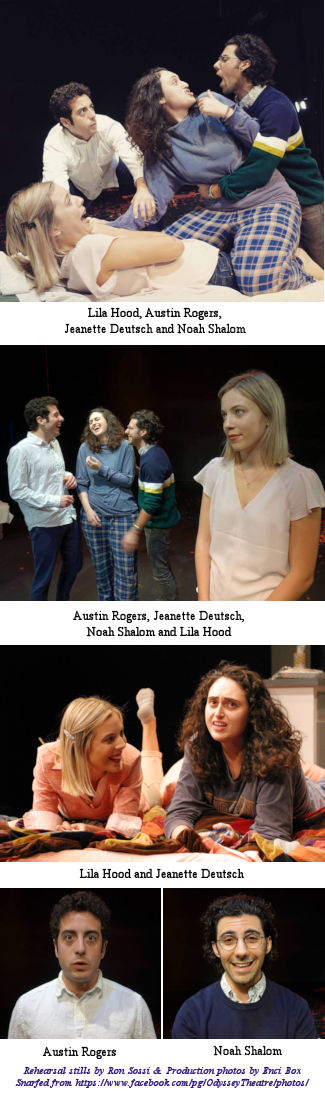 Bad Jews (Cast Photos)