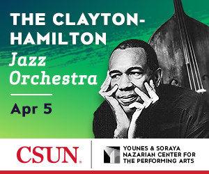 Clayton Hamilton Jazz Orchestra (VPAC/Soraya)