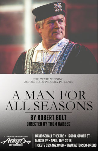 A Man for All Seasons (Actors Co-Op)