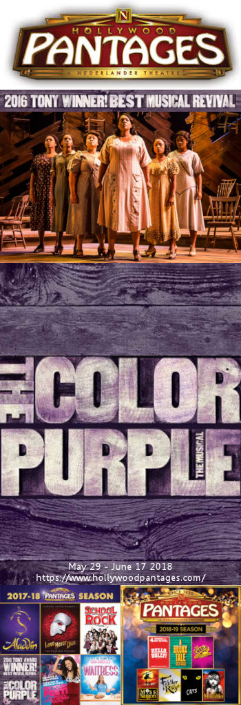 The Color Purple (Hollywood Pantages)