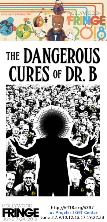 The Dangerous Cures of Dr. B (HFF18)