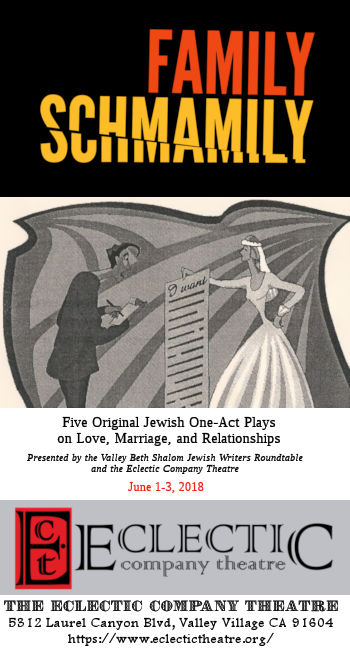 Family Schmamily (Eclectic Company Theatre)