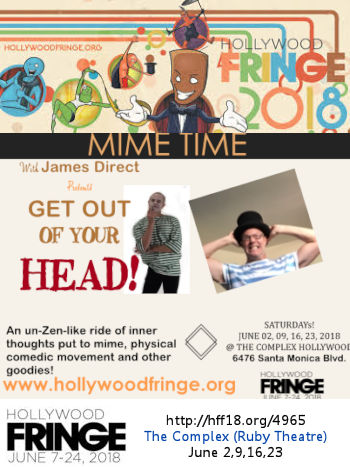 Mime Time: Get Out of Your Head (HFF18)