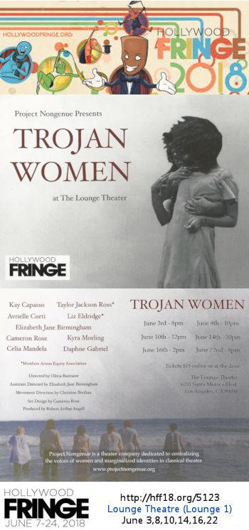 Trojan Women (HFF18)