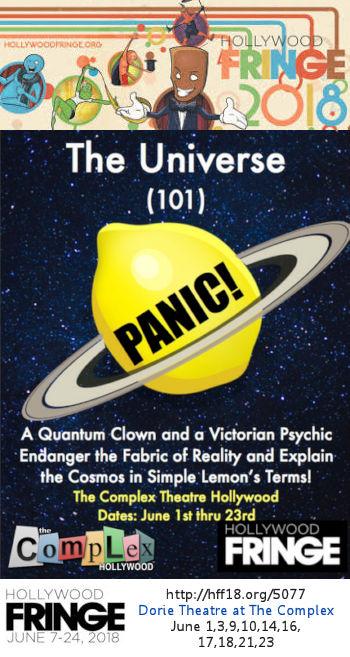 The Universe (101) (HFF18)