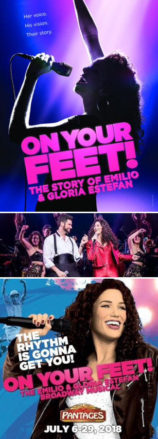 On Your Feet (Pantages)