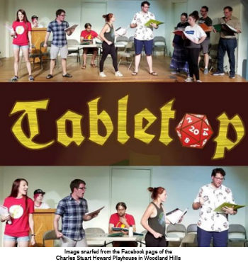 Tabletop (Charles Stuart Howard Playhouse)