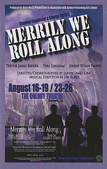 Merrily We Roll Along (4Leaf/Golden Performing)