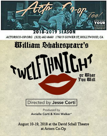 Twelfth Night (or What You Will) (Actors Co-Op)