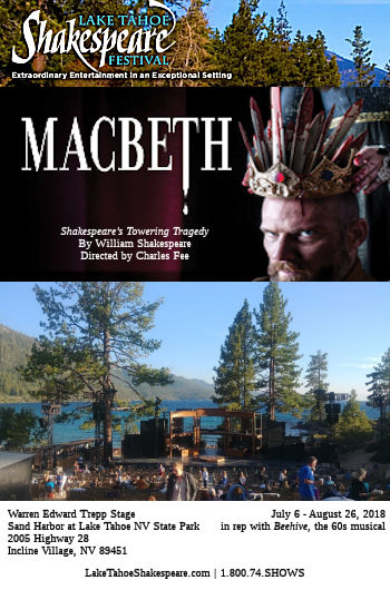Macbeth (Lake Tahoe Shakespeare Festival)