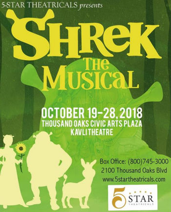 Shrek - The Musical (5-Star)