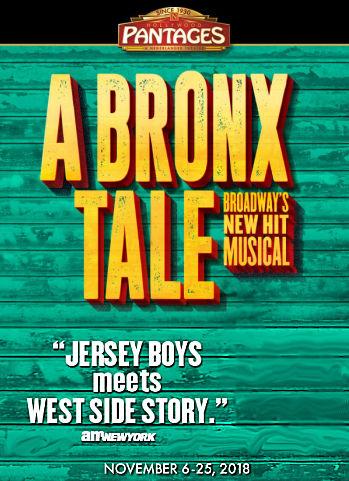 A Bronx Tale (Pantages)