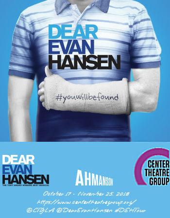 Dear Evan Hansen (Ahmanson)