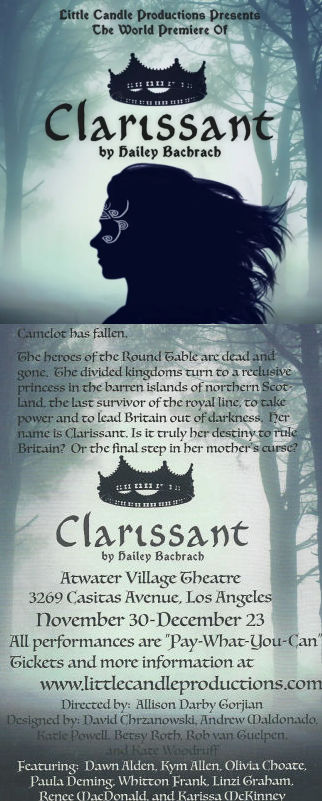 Clarissant (Little Candle Productions)
