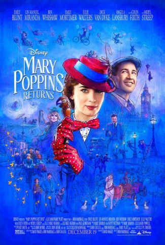 Mary Poppins Returns - The Movie