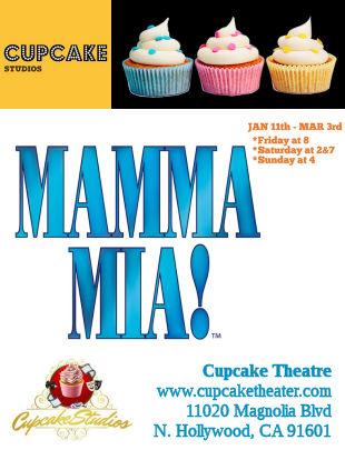 Mamma Mia (Cupcake Studios)