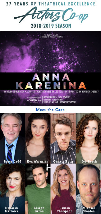 Anna Karenina (Actors Co-Op)