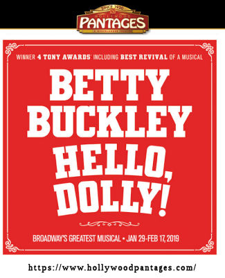 Hello Dolly (Hollywood Pantages)