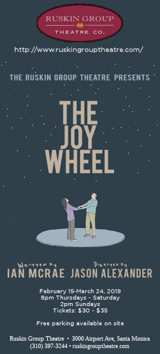 The Joy Wheel (Ruskin Group Theatre)