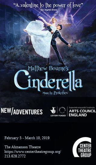 Matthew Bourne's Cinderella (Ahmanson)