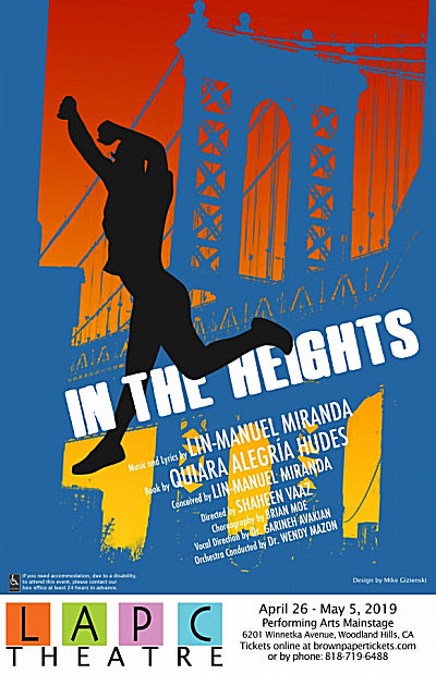 In The Heights (LA Pierce College Theatre)