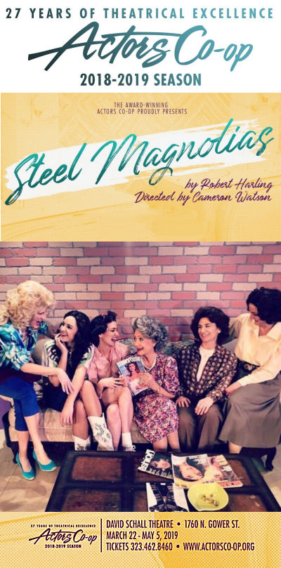 Steel Magnolias (Actors Co-Op)