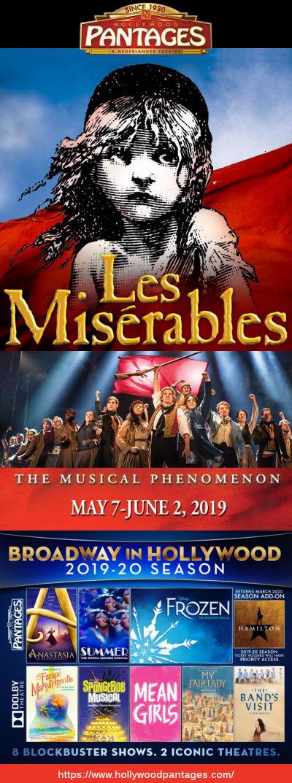 Les Misérables (Pantages)