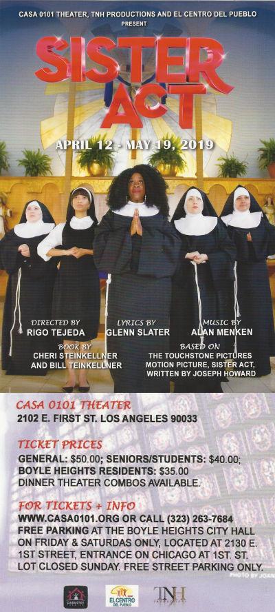 Sister Act (Casa 0101)