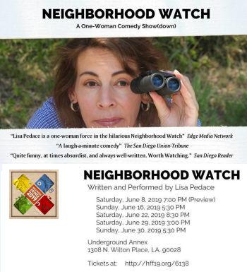 Neighborhood Watch (HFF19)