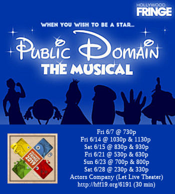 Public Domain - The Musical (HFF19)