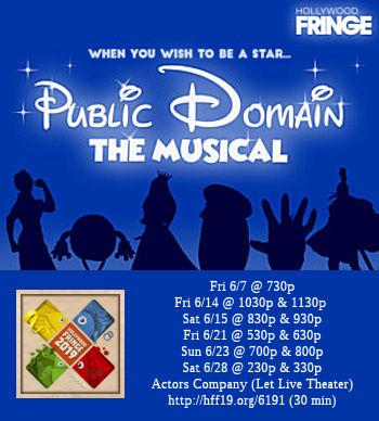 Public Domain - The Musical (HFF19)