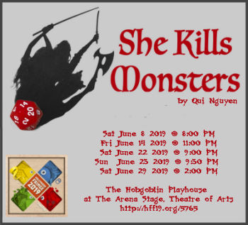 She Kills Monsters (HFF19 | Hobgoblin Theatre)