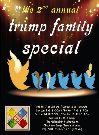 2nd Annual Trump Family Special (HFF19)