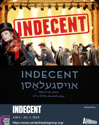 Indecent (Ahmanson)
