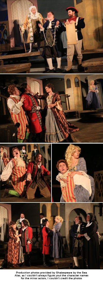 A Comedy of Errors (Production Photos)