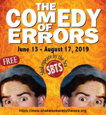 A Comedy of Errors (Shakespeare by the Sea)