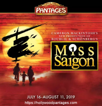 Miss Saigon (Pantages)