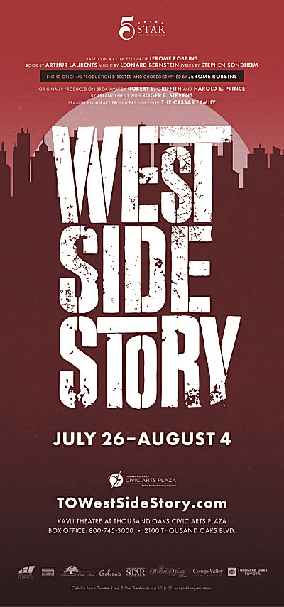 West Side Story (5-Star Theatricals)