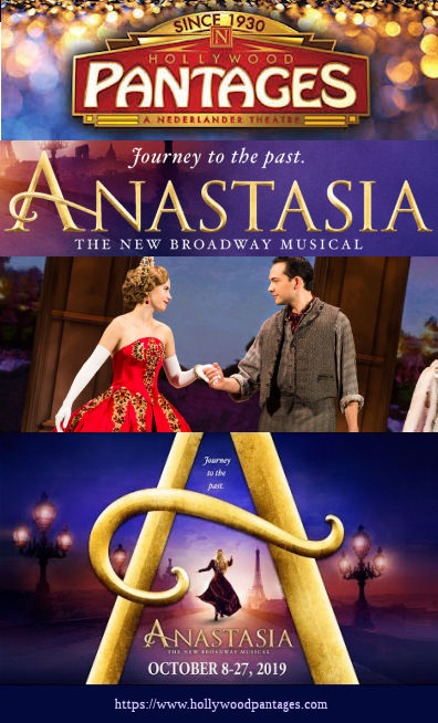 Anastasia (Hollywood Pantages)