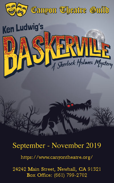 Baskerville (Canyon Theatre Guild)